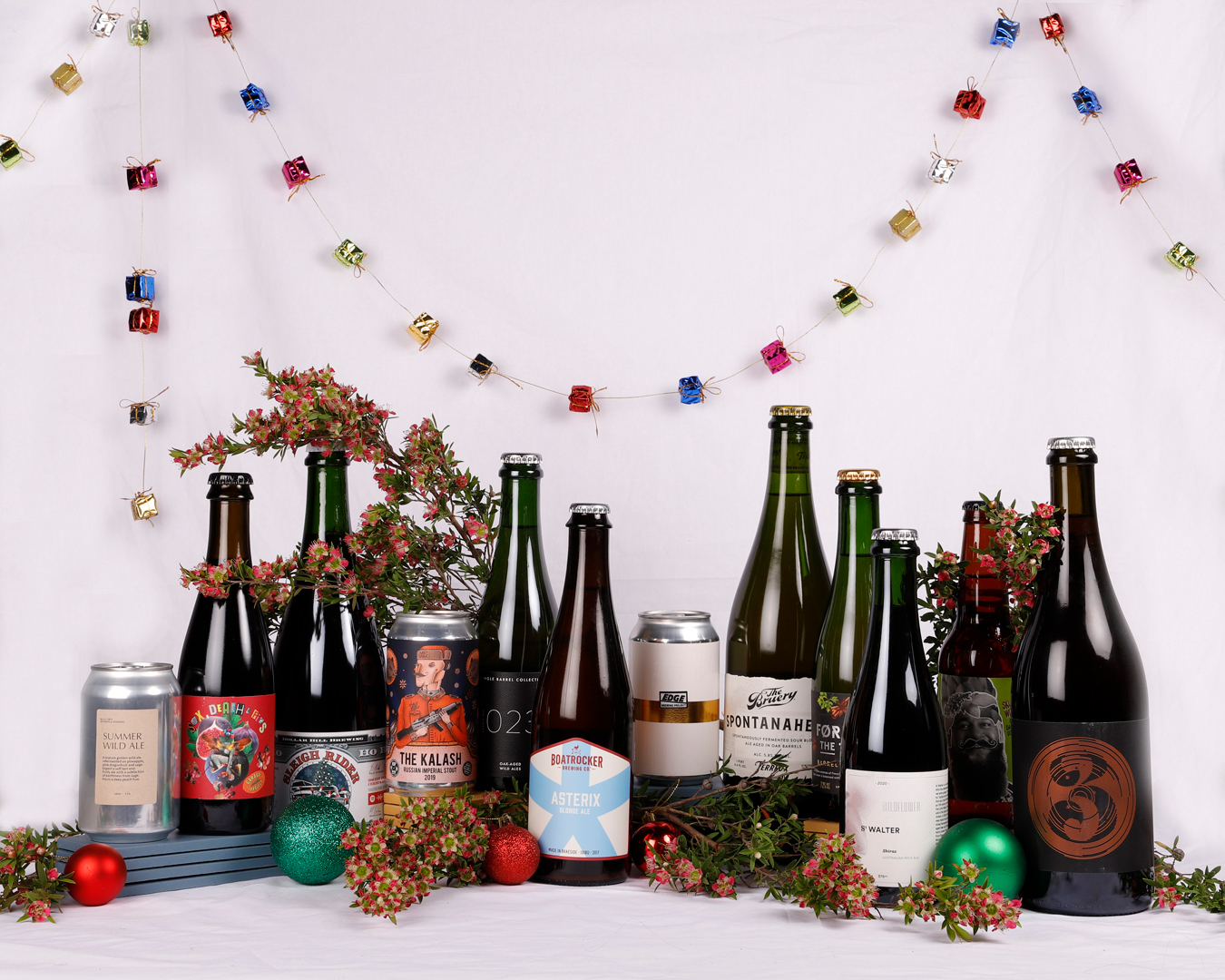 Blackhearts' 12 Beers Of Christmas