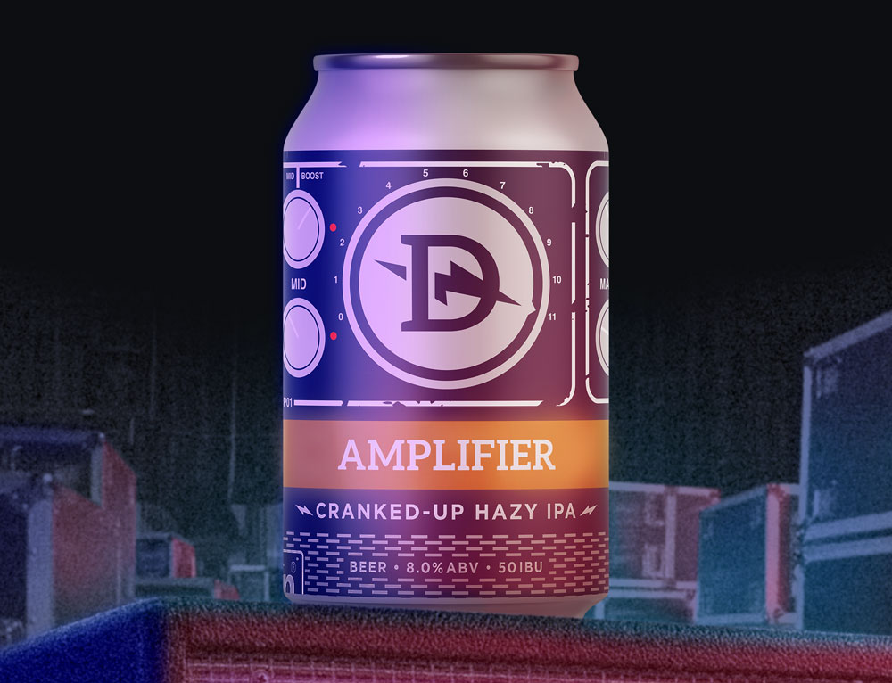 Turn Up Your Tastebuds With Amplifier