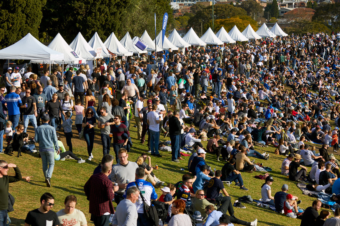Win Tickets For The Beer, Footy & Food Festival