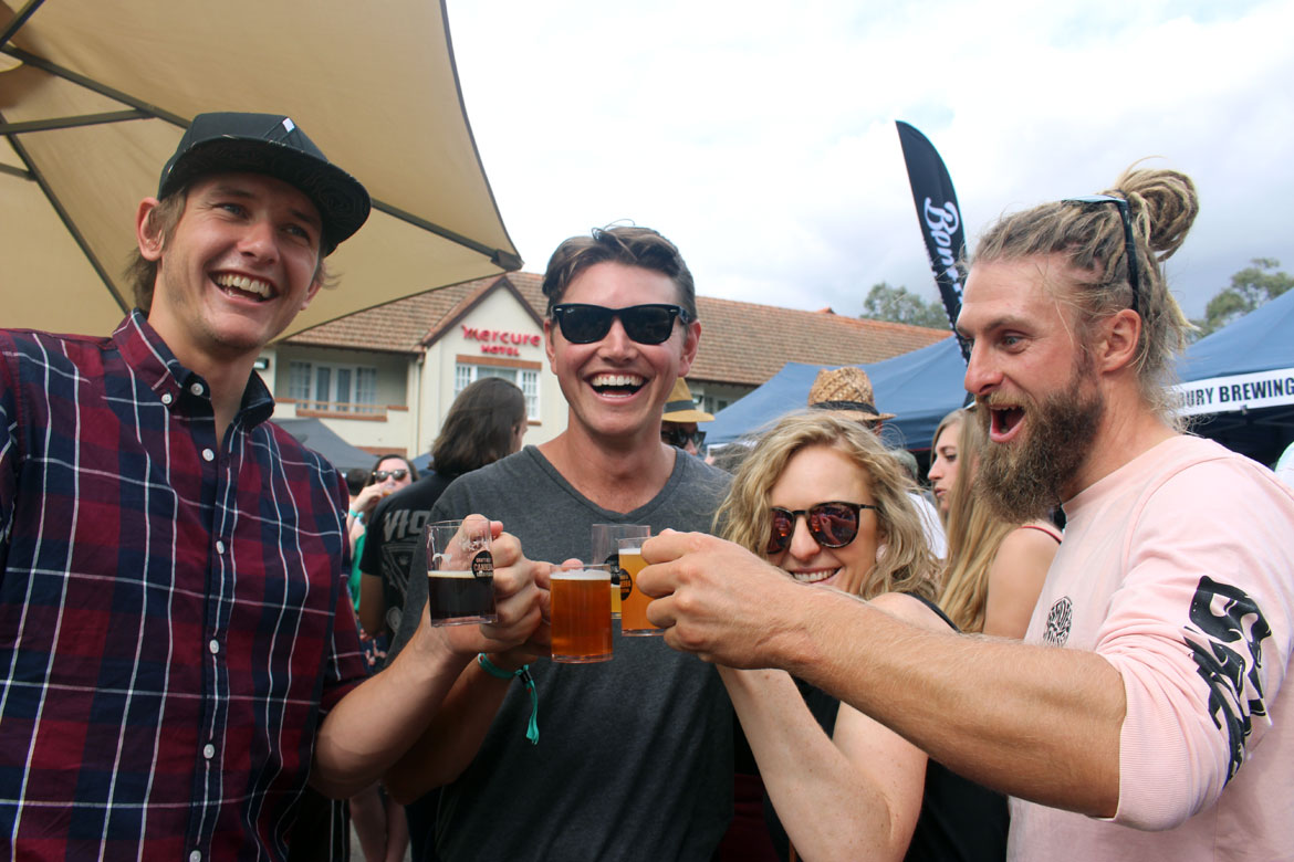 Win A Double Pass To The Canberra Beer Fest