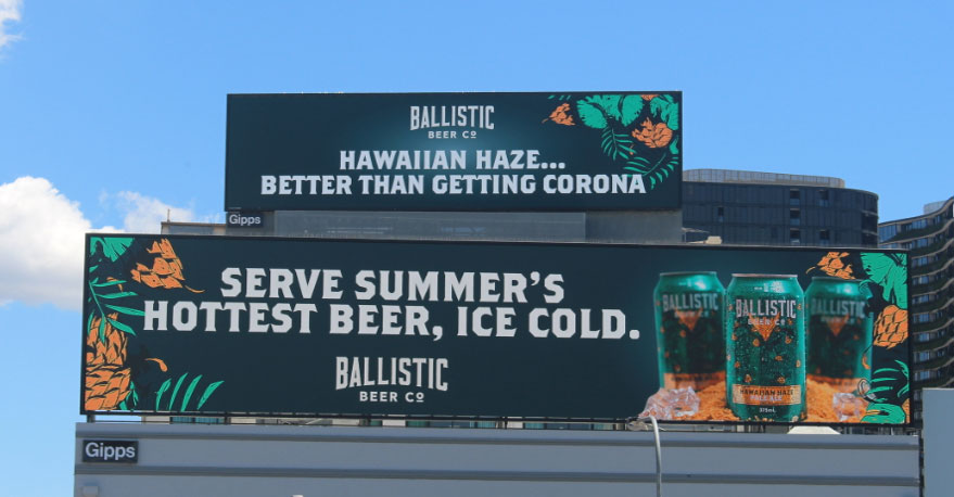 Get Hazy & Hawaiian