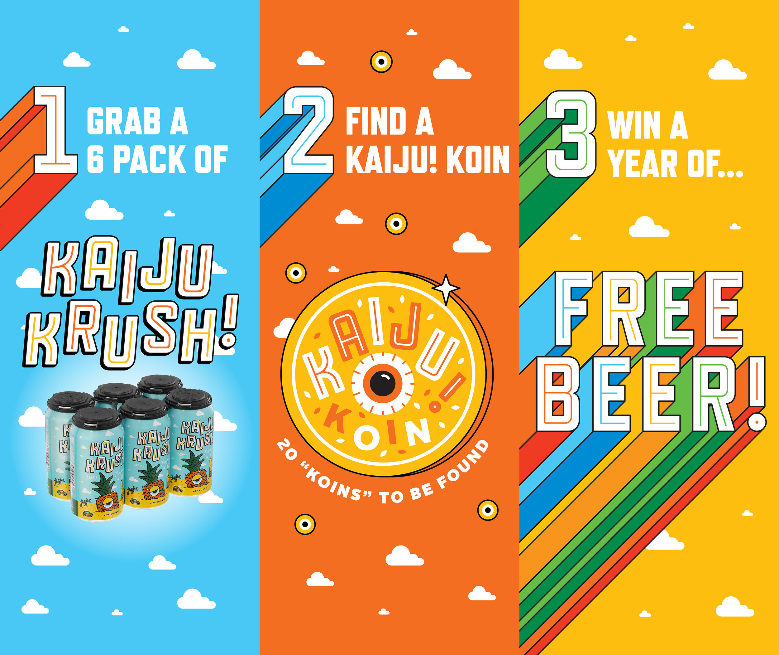 Krush Your Beer Game