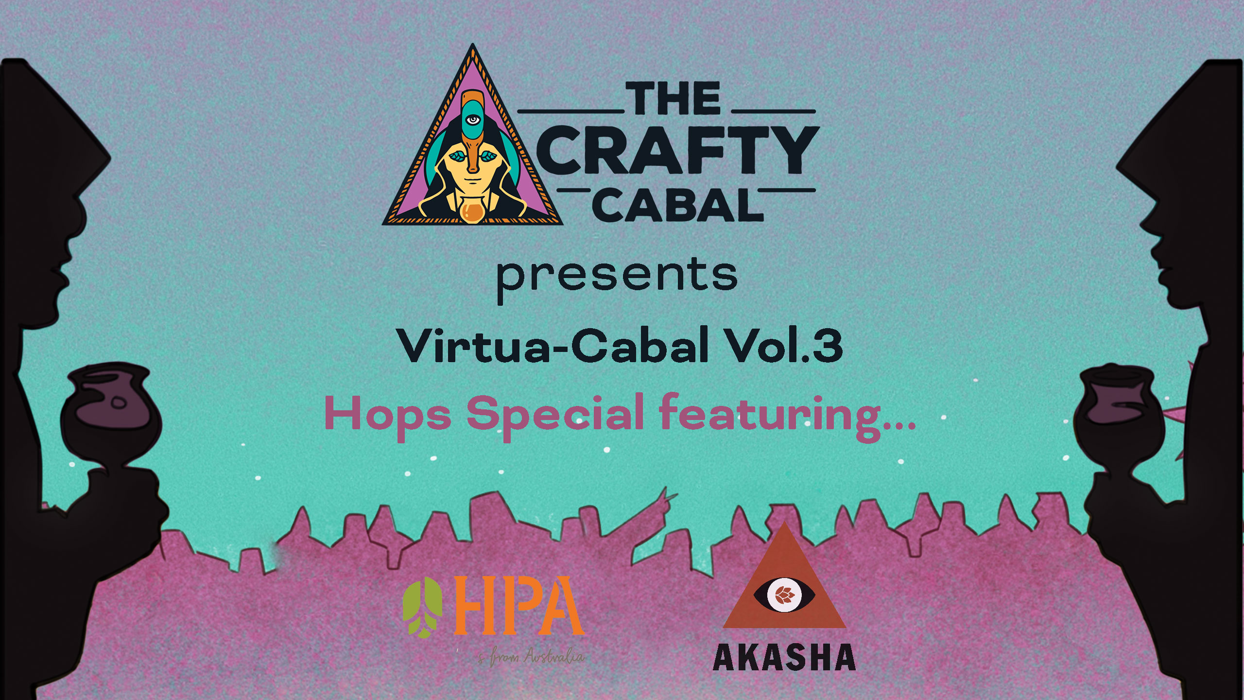 WATCH: Virtua-Cabal Vol.3 ft Akasha & HPA