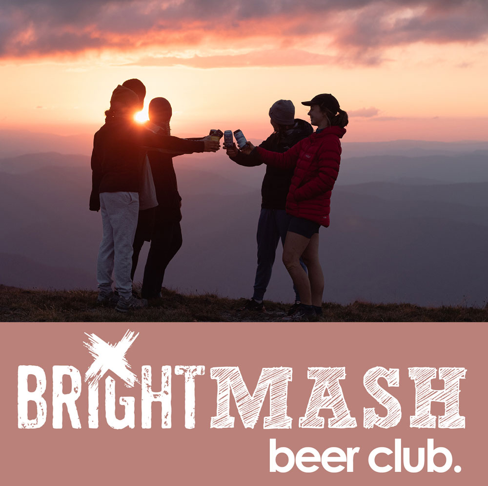 Save $20 & More Joining Bright's MASH Beer Club