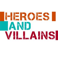 Save 15% On Heroes and Villains Online