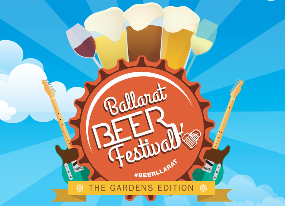 Get a $50 signup bonus for Ballarat Beer Festival 2019