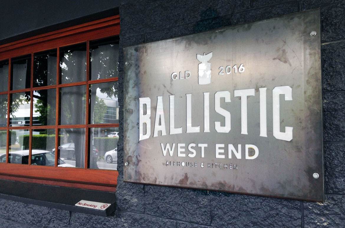 Beers With Ballistic (For 2)