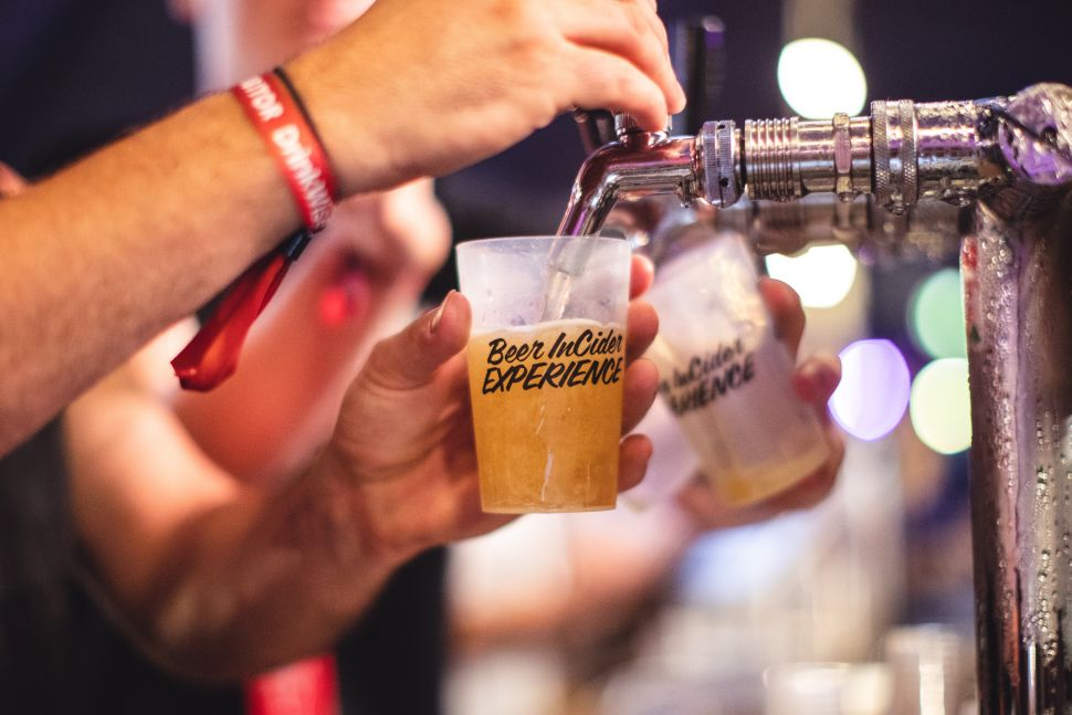 Win A Double Pass To Beer InCider – Melbourne