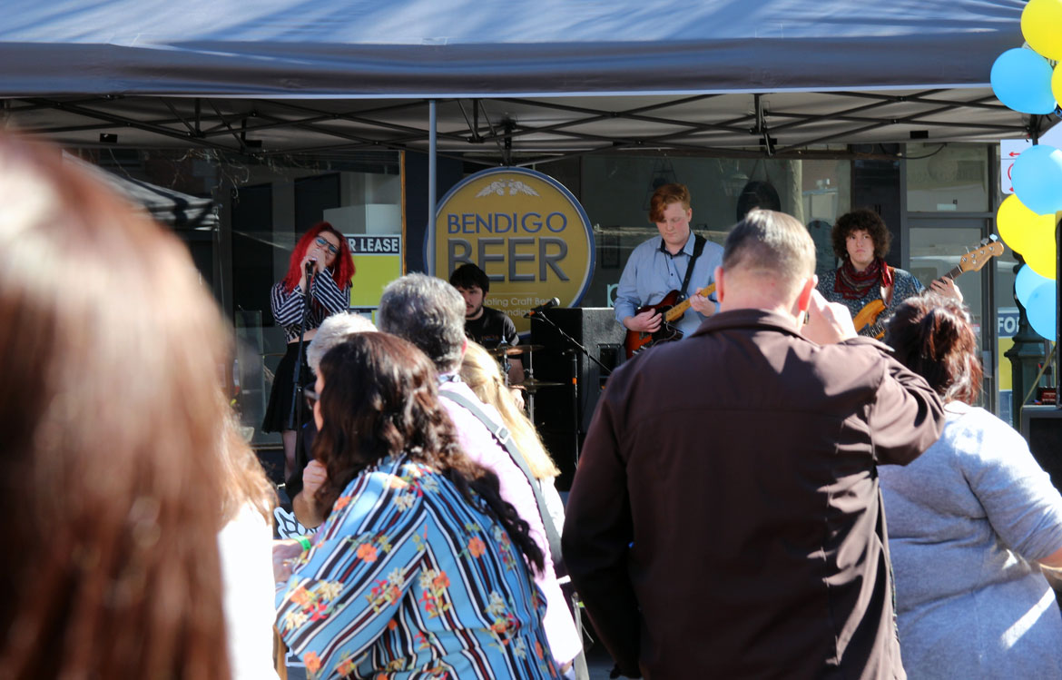 Win Tickets To Bendigo On The Hop 2019