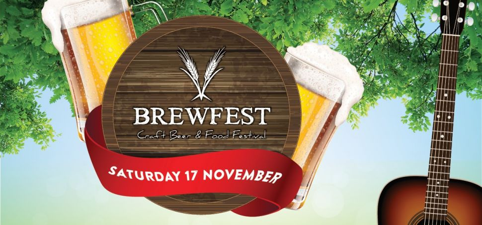 Win a VIP ticket to Tamworth BrewFest