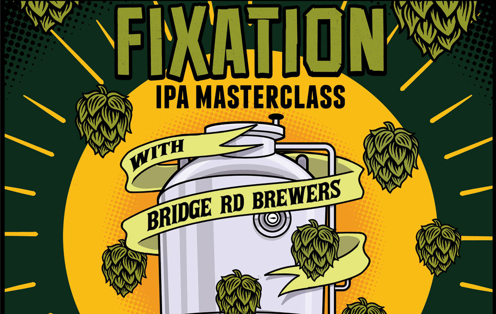 Cabal Bonus at Fixation & Bridge Road's IPA Masterclass