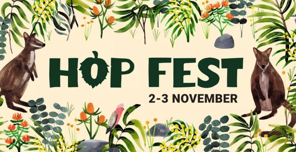 Get A $49 Hop Fest Ticket As A Welcome Gift