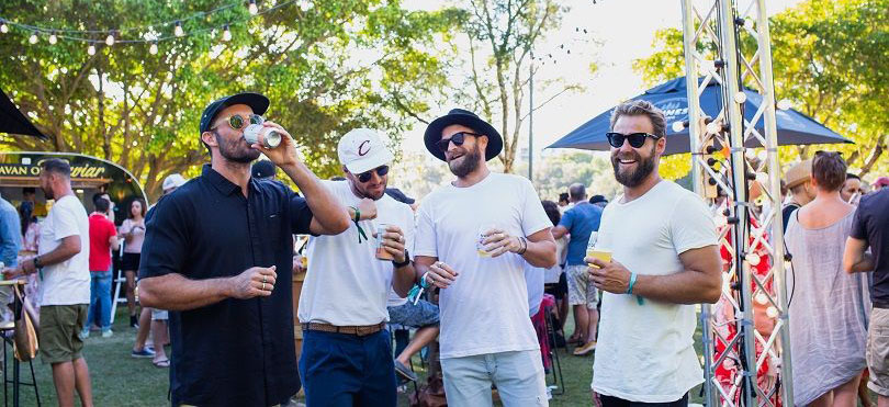 Win Double Passes To Noosa Food & Wine Festival Village