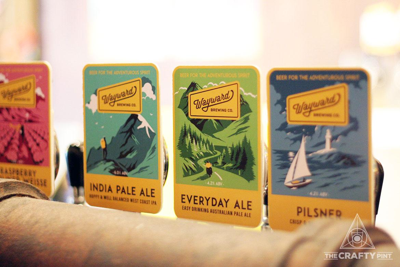 Beers & Barrels At Wayward