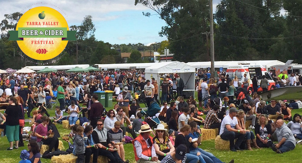 Sign Up & Get A Double Pass To The Yarra Valley Beer Fest