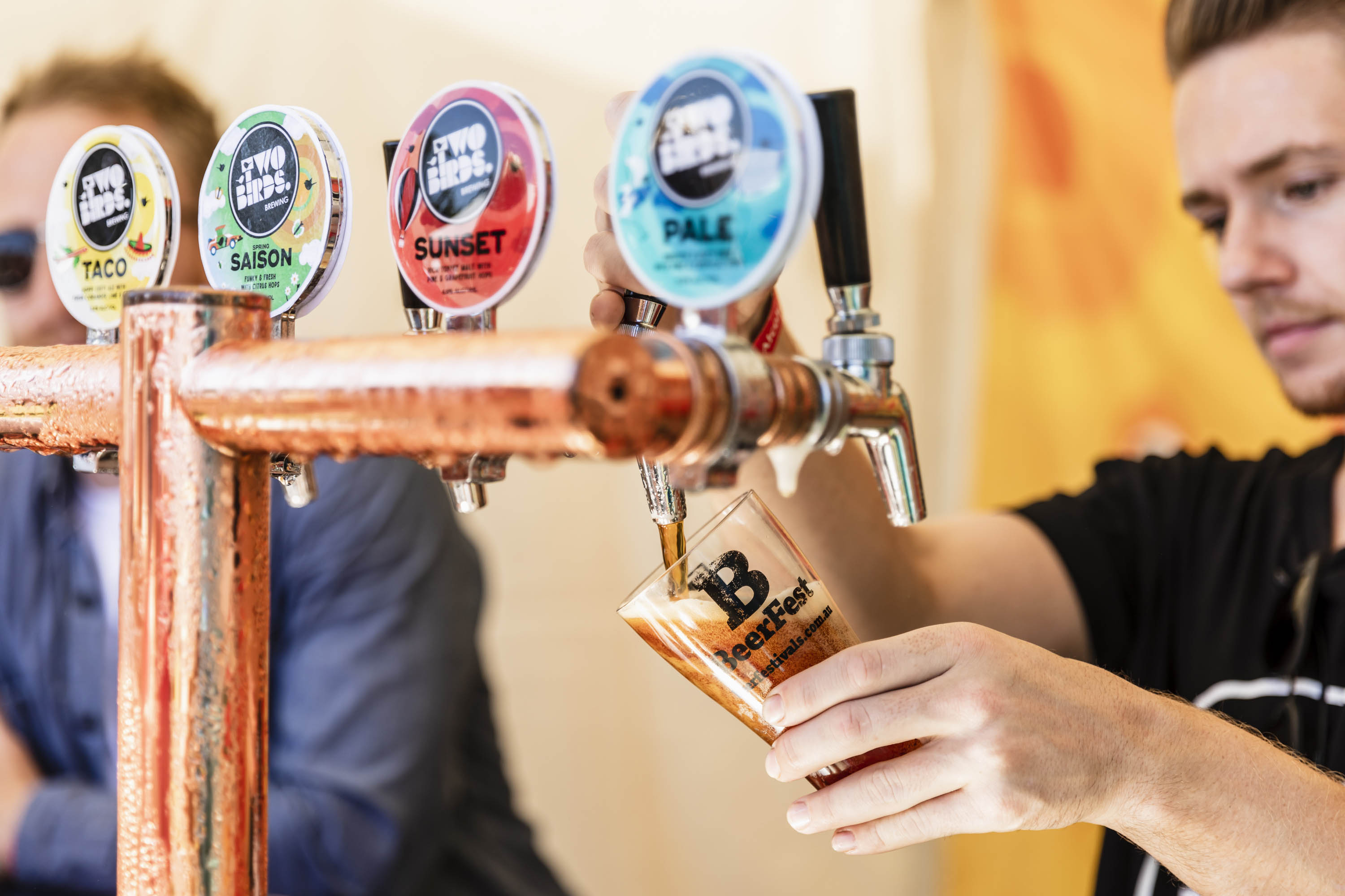 Score a double pass to Perth BeerFest