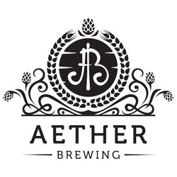Free schooner with any food purchase at Aether Brewing