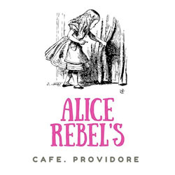 10% off any meal & beer at Alice Rebel's