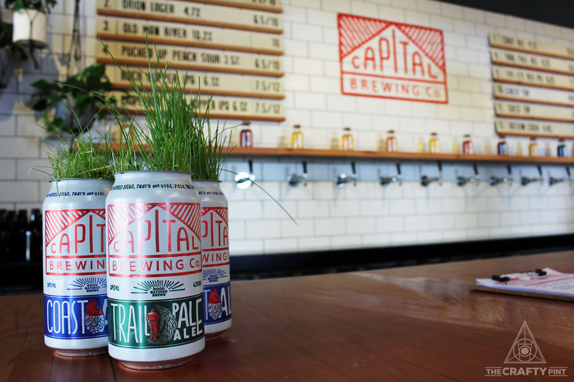 The Warmest of Welcomes at Capital Brewing