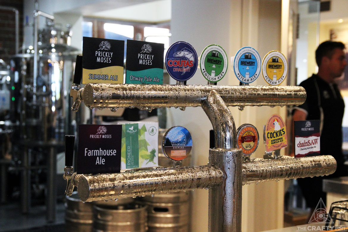 Two-For-One Tasting Paddles At Queenscliff Brewhouse