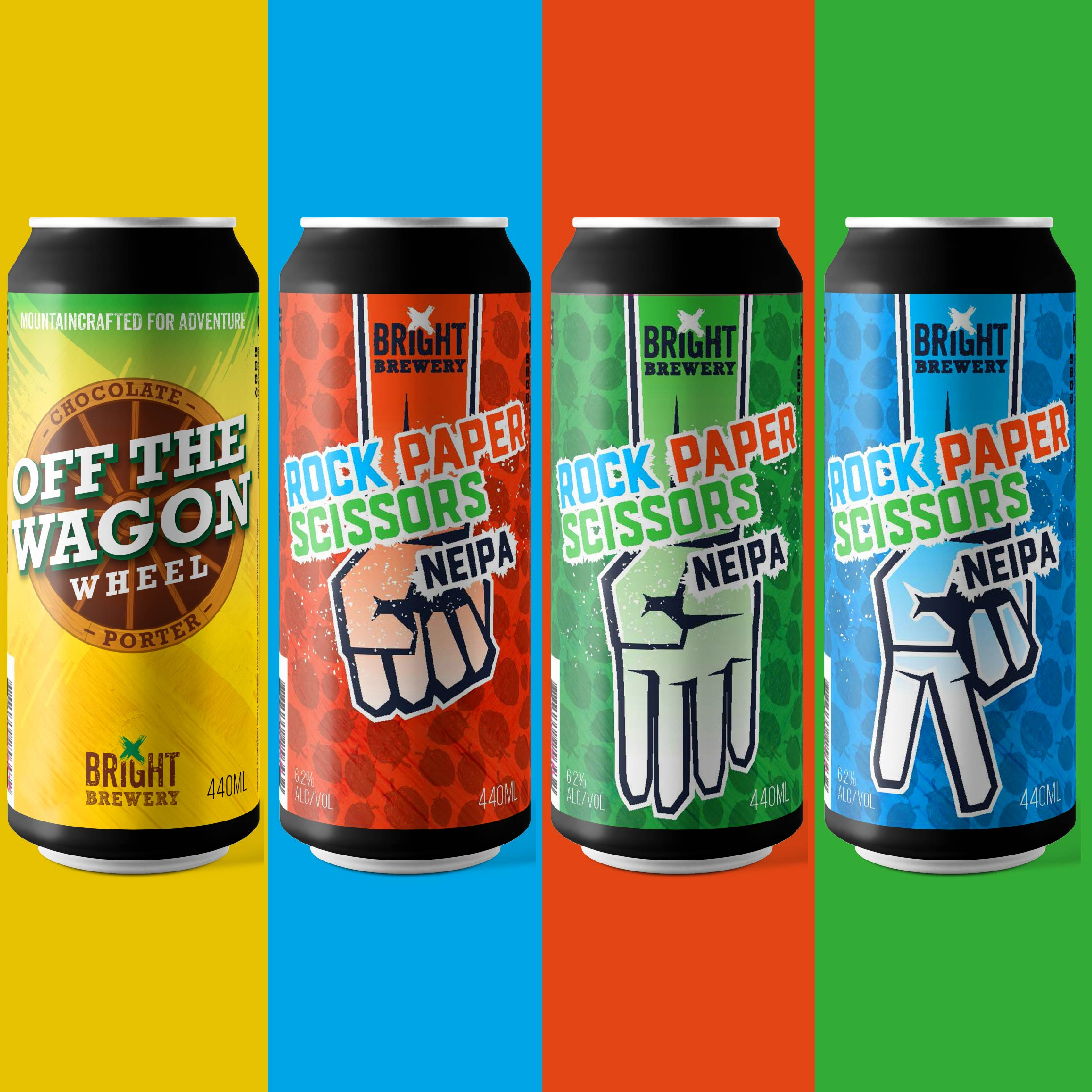 Win Bright's Big Cans