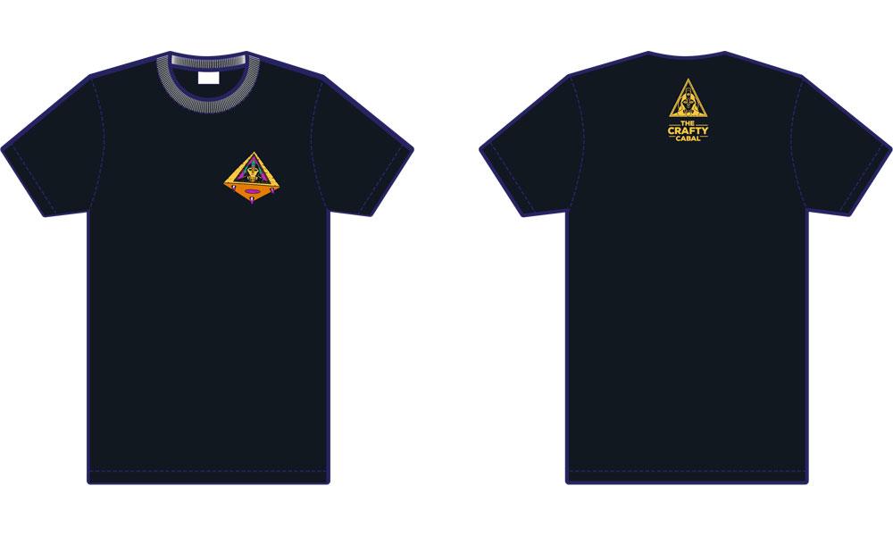 Crafty Cabal UFO T-Shirt (Women)