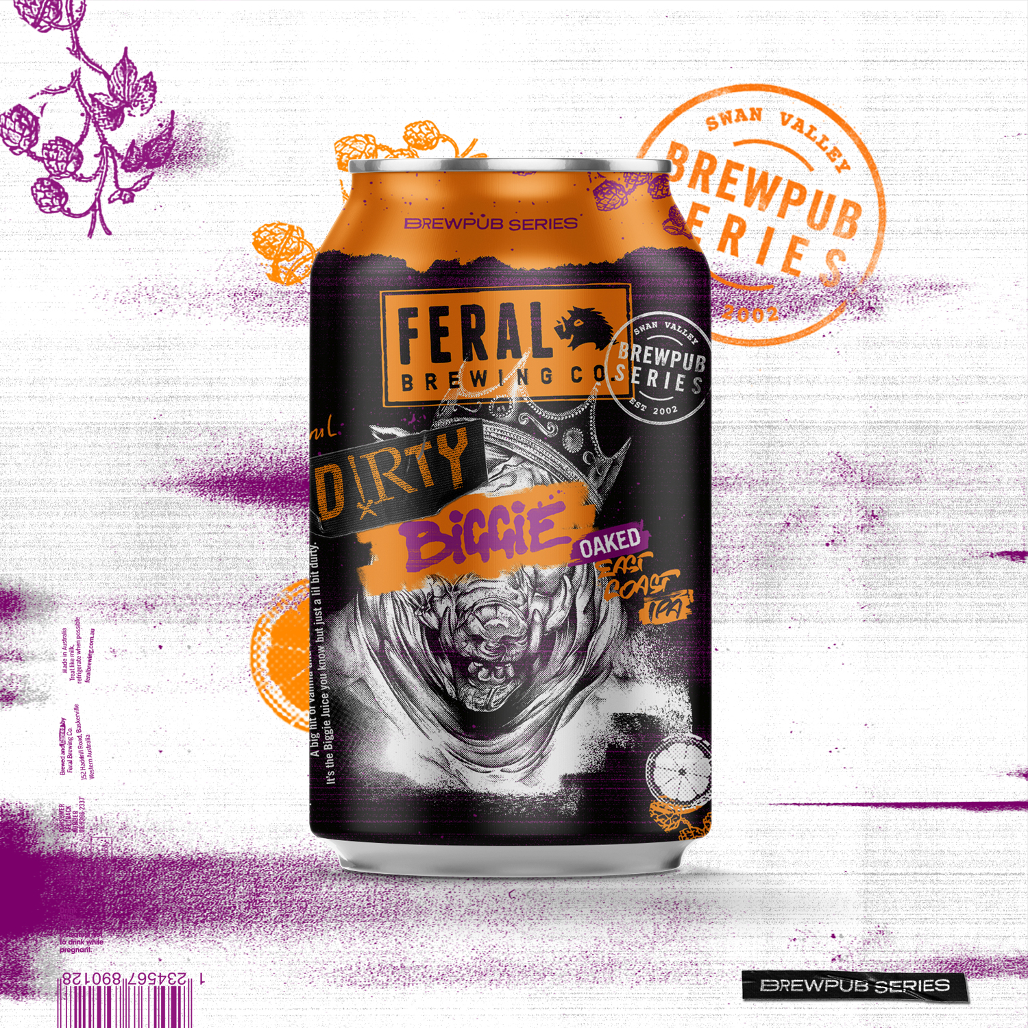Get Dirty With Feral