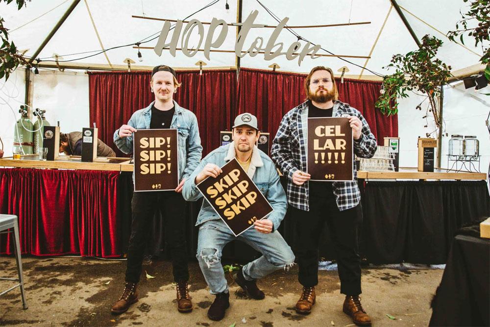 Meet The Tassie Brewers (2 Tickets)