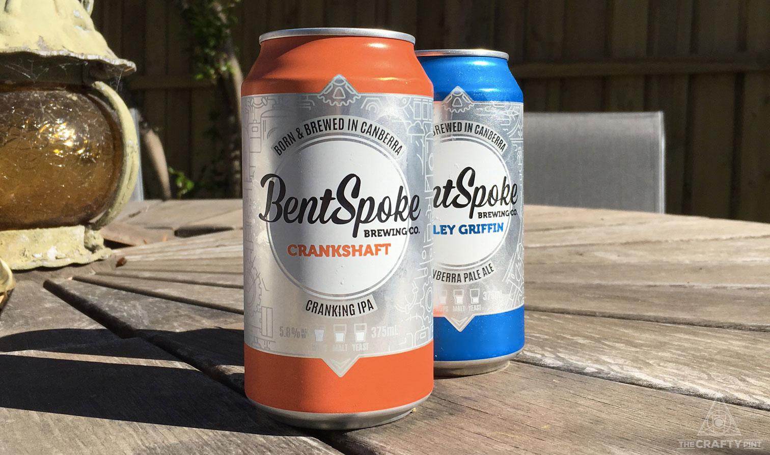 10% Off BentSpoke Beers