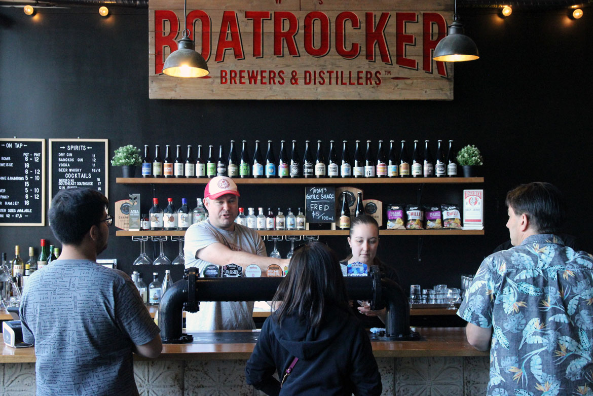 Pints For Pots At Boatrocker