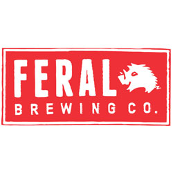Free Growler Filled With Feral!