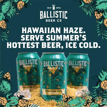 Ballistic Hawaiian Haze C