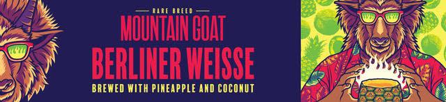 Goat Berliner