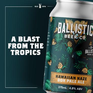 Ballistic Hawaiian Haze-C