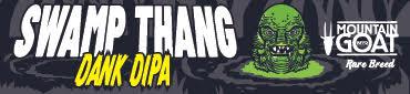 MG Swamp Thang