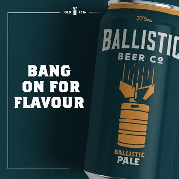 Ballistic 5 Pale