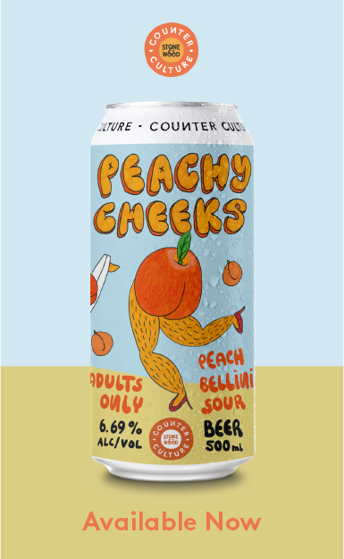Stone & Wood Peachy Cheeks