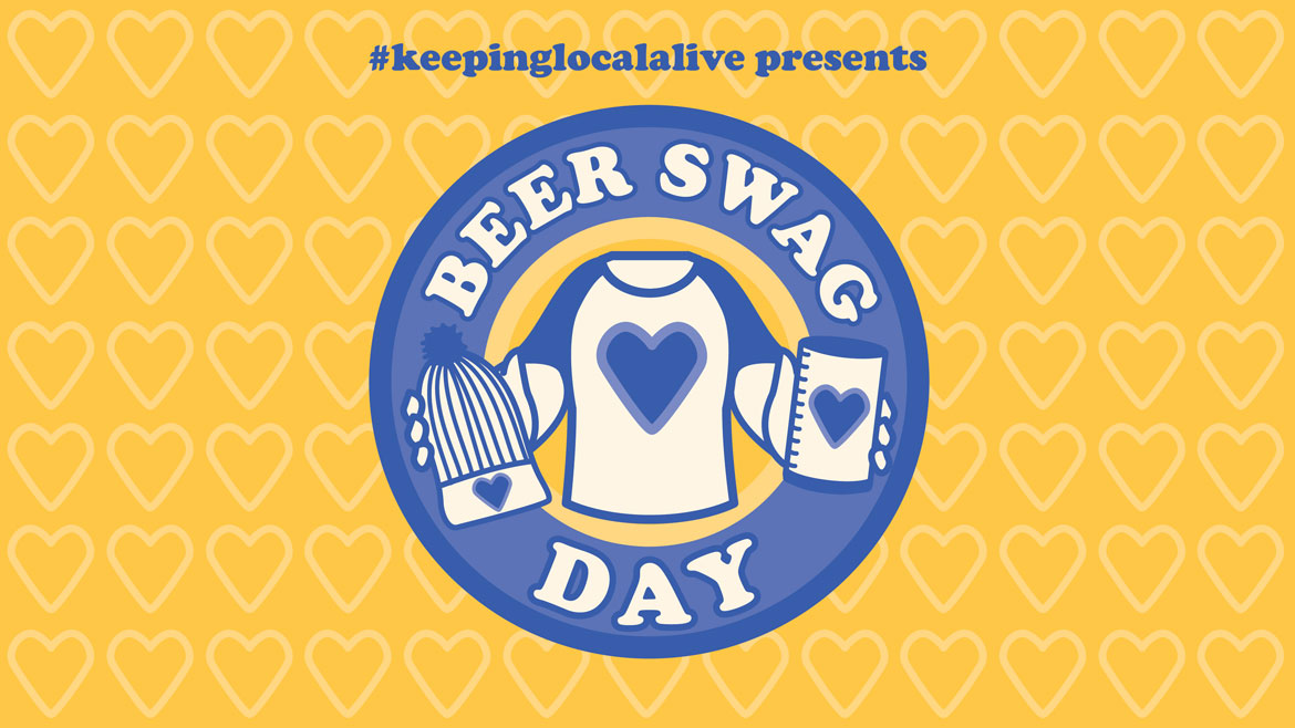 Beer Swag Day