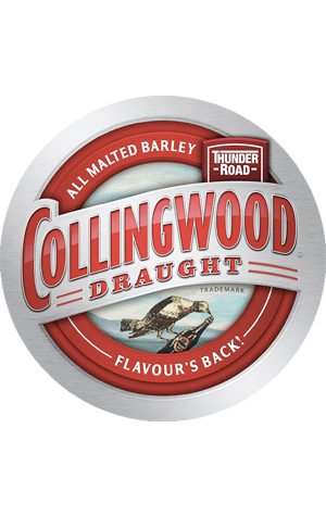 Thunder Road Collingwood Draught The Crafty Pint