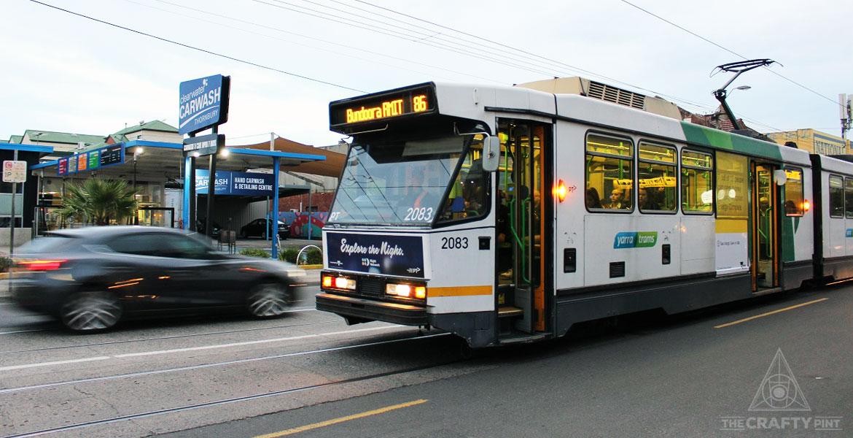 Crafty Crawls: The 86 Tram Pt II