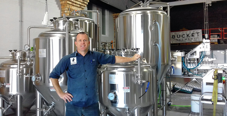 Who Brews Bucket Beers?