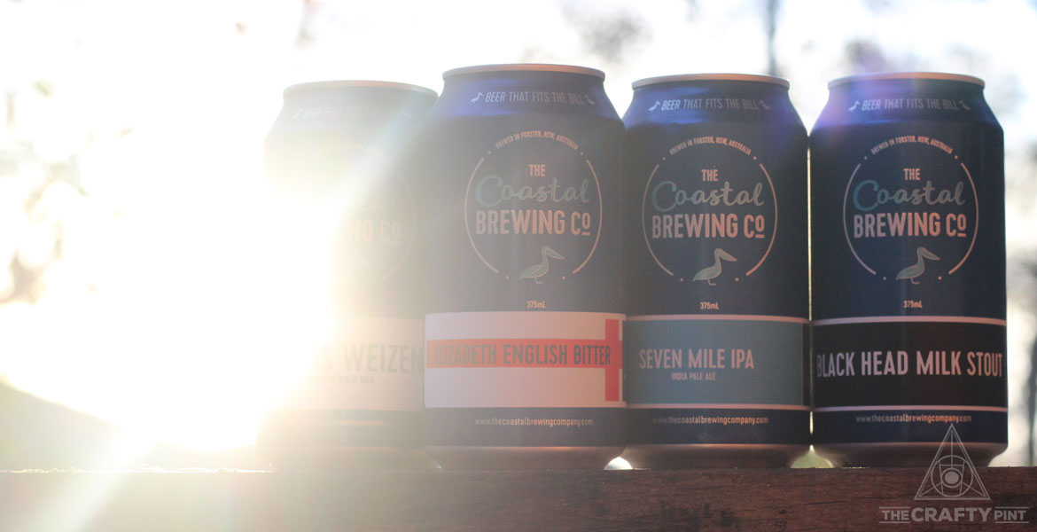 Who Brews Coastal Beers?