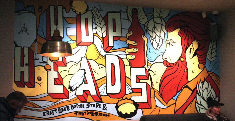Behind Bars: Hopheads