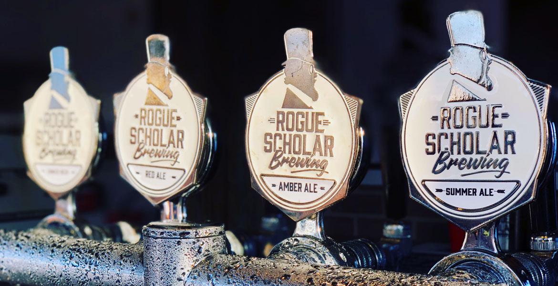 Who Brews As The Rogue Scholar?