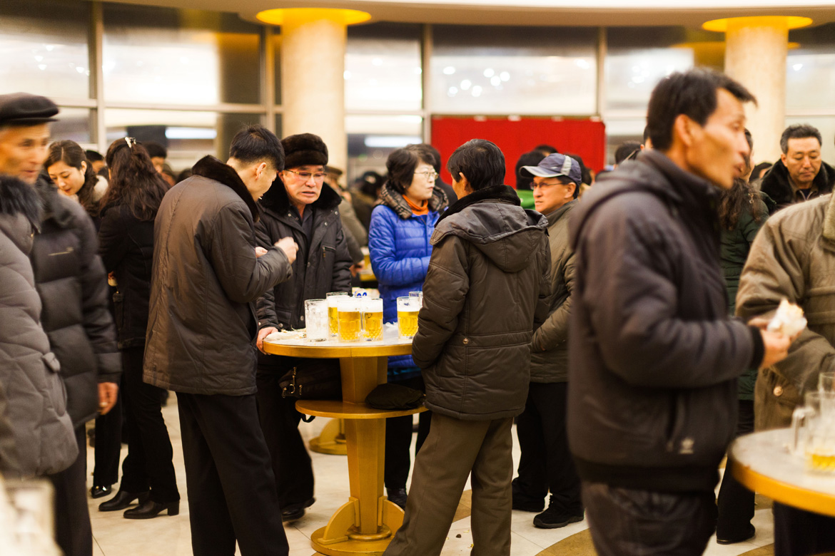 The Beer In North Korea - The Crafty Pint