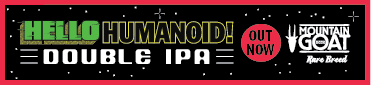 Mountain Goat Hello Humaoid DIPA