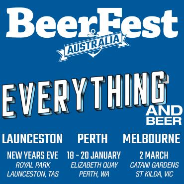 BeerFest Perth 2019
