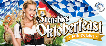 Frenchies Oktoberfeast