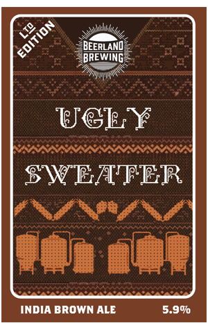 Beerland Brewing Ugly Sweater The Crafty Pint