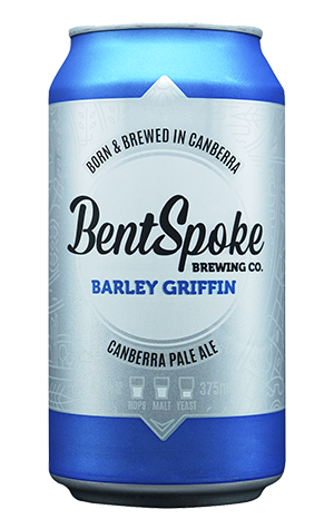 BentSpoke Brewing Co Barley Griffin - The Crafty Pint